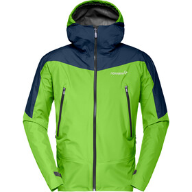 Norrøna Falketind Gore-Tex Jacket Men bamboo green